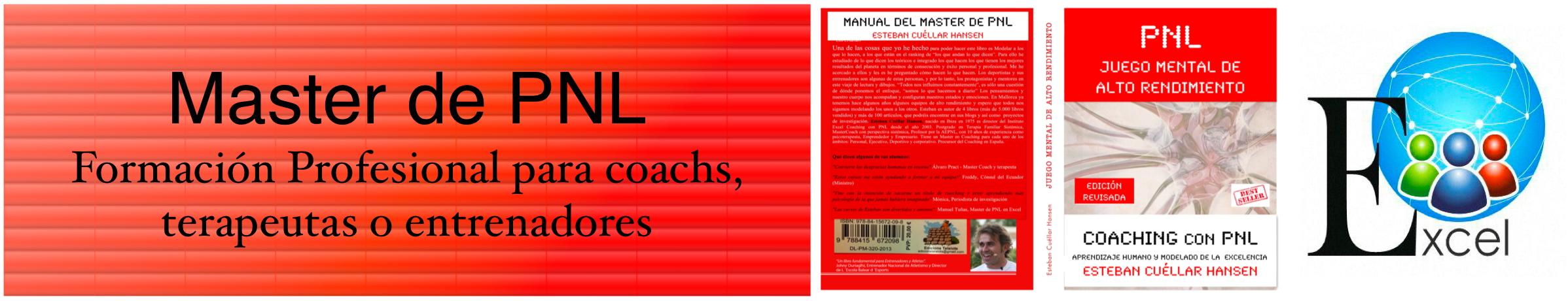 Banners Formación Completa de PNL
