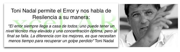 Toni Nadal permite el error JPEG