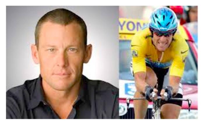 Lance Armstrong JPEG